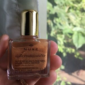 Other - Nuxe Paris Multi-Purpose Shimmering Gold Dry Oil